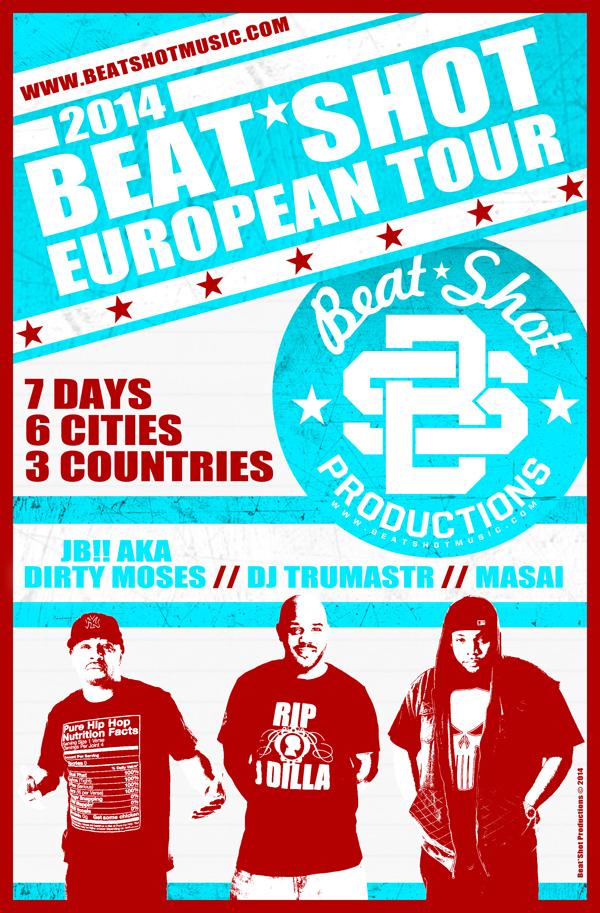 BeatShotMusicTour